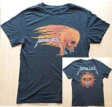 Rare T-Shirt H&M : METALLICA designed by Pushead  (L/XL)
