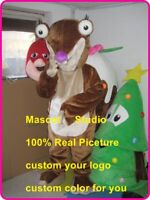 Sid Mascot Costume Cosplay Party Game Dress Outfit Advertising Halloween Adult