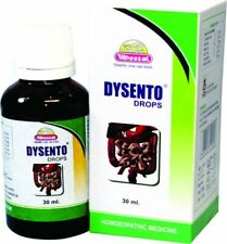 Homeopathic Wheezal Dysento Drops 30 ml Free Shipping