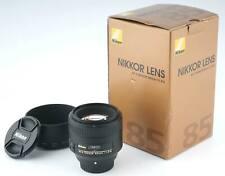 Nikon AF-S NIKKOR 85mm 1,8 G SHP 66485