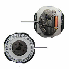 MIYOTA CITIZEN 2115 Quartz Watch Movement Date @ 3 - New with Battery - Fits Ice