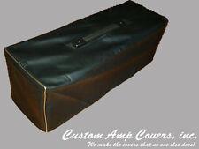 MARSHALL JCM800 JCM900 JCM2000 AMP HEAD VINYL AMPLIFIER COVER GOLD TRIM mars002