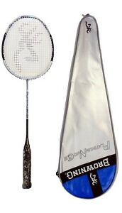 Browning Platinum Nano 80 Carbon Badminton Racket RRP £270