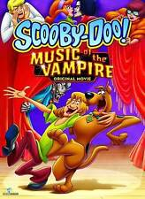 Scooby-Doo: Music of the Vampire (DVD, 2012) NEW