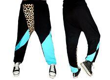 New Harem Hip Hop dance pants loose leopard sports trousers Costume sweatpants