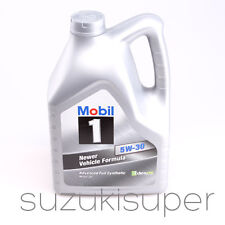 Mobil 1 Engine Oil   5W30  5 Litre Fully Synthetic Motor Oil