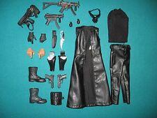 GI JOE Ultimate 21st Century Dragon Sideshow Hot Toys-1/6 Goth Outfit LOT bbi