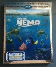 Disney's Finding Nemo Blu-ray 3D + Blu-ray + Dvd + Digital Copy Pixar