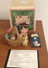 Pocket Dragons Gardening Basket NIB 2000/2001