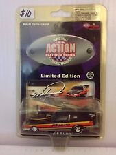 1992 Mike Dunn Pisano Funny Car Action Platinum Series 1:64