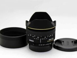 Sigma EX 15mm F2.8 DG Diagonal Fisheye Lens for Pentax Excellent from Japan F/S