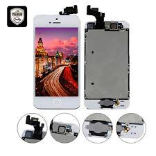 Display Für APPLE IPHONE 5 mit KOMPLETT VORMONTIERTEM RETINA LCD SCREEN Weiß Neu