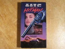 DIARY OF A HITMAN FOREST WHITAKER SHARON STONE VHS 1ST EDITION 1991 COLUMBIA/TRI