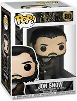 Funko POP! Television Figure - Game Of Thrones - Jon Snow With Sword #80