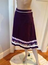 Cotton Peasant, Boho Floral Skirts for Women