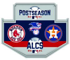 2021 Alcs Championnat Dueling Broche Houston Astros Vs Boston Rouge Sox World