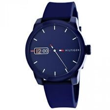 TOMMY HILFIGER NAVY SPORT WATCH WITH SILICON STRAP 1791381