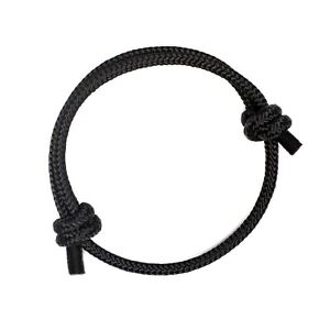 Wind Passion Adjustable Sturdy Rope Nautical Braided Bracelet for Stylish Men