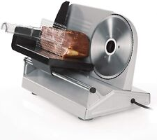 GOURMETmaxx Allesschneider Brotschneidemaschine Kompakt 150 Watt Metall