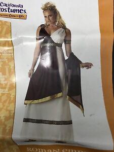 Vestito Cleopatra Romana Carnevale Taglia S
