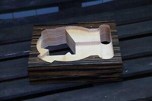 Plinth for Lenco L70,L75,L78  Goldring GL 75 model 1 birch plywood ebony