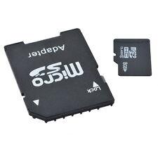 8GB Micro SD TF SDHC Speicher Memory Card Karte Speicherkarte Adapter JO