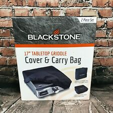 Blackstone 17 Inch Table Top Griddle Carry Bag and Cover Heavy Duty