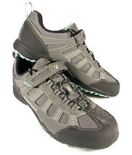 Bontrager SSR Inform Womens Cycling Bike Shoes Gray Size 7.5 MTB WSD Pre-Owned