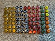 77 X Mixed Bottle Tops