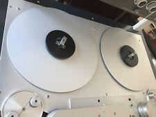 AEG/DIN Plates (30cm) plus hubs  Studer A810, A812,A820, A80