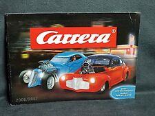 Carrera 1/24-1/32 Slot Car Mini Catalog 2006-2007 Nice Rare