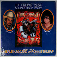 Merle Haggard - Bronco Billy (1980) [SEALED] Vinyl LP • Ronnie Milsap Soundtrack
