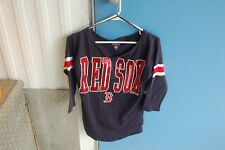 OFFICIAL RED SOX SHIRT X SMALL, NEW WITH TAGS
