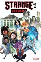 Strange Academy 1 3/4/20