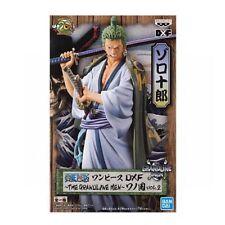 Banpresto One Piece DXF The Grandline Men Wano Kuni Country Vol.2 Zoro Figure