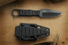 Taktisches Messer, Outdoormesser Kizlyar -- Igel Blacked