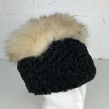 068eb0830ee Vintage Womens Russian Fur Hat Fur Unknown Size 56