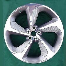 Jaguar F Type 20 inch Alloy Front Wheel. Jaguar F Type Alloy Rotor, Silver Blade