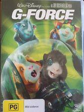 G-Force - Walt Disney - Elite Team Of Guinea Pigs - Region 4 DVD - Free Post!