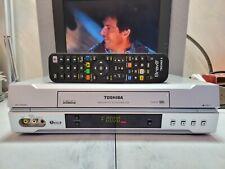 VIDEOREGISTRATORE VHS TOSHIBA V642 6 TESTINE HIFI STEREO QUALITÀ VIDEO ECCELLENT