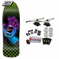 "Santa Cruz Skateboard Complete Aura Hand Preissue 9.35"" x 31.7"""