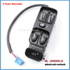 FOR MERCEDES C CLASS W203 S203 ELECTRIC MASTER WINDOW SWITCH LIFTER  2038200110