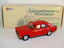 LANSDOWNE MODELS 1970 HILLMAN AVENGER DELUXE FIREBRAND RED 1/43 LDM35