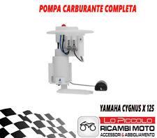 POMPA BENZINA CARBURANTE COMPLETA YAMAHA CYGNUS X 125