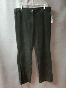 Women's Size 16 Suede Covington Pants New With Tags