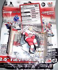 "JORDAN STAAL Carolina Hurricanes 2.5"" Series 3 NHL Imports Dragon Figure LOOSE"