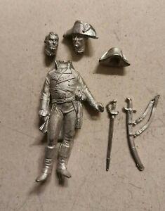 """Soldatino """" Napoleone 1° Console in Egitto"""" 54 mm metal kit"""