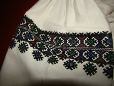 Vintage Ukrainian embroidered shirt Vinnytsia reg #163