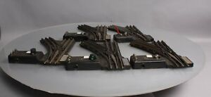 Lionel Vintage O O22 & O42 Left Hand & Right Hand Switches/Turnouts [5]