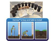 DIY TERMITE CONTROL KIT 5 x Bait Stations PLUS Bait - Termite Elimination